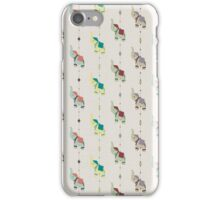 Indian Elephants iPhone Case/Skin
