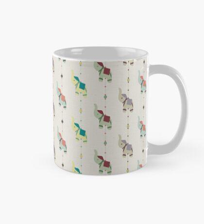 Indian Elephants Mug
