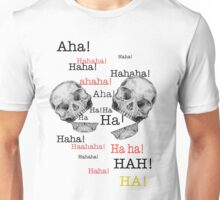 bad timing Unisex T-Shirt