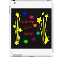 Happy New Year 2015 iPad Case/Skin