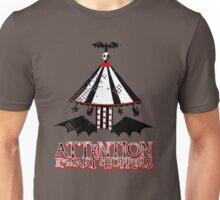 Attention Unisex T-Shirt