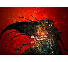 Hellsing - Hellsing Ultimate - Alucard Photographic Print
