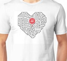 Finding Love I Unisex T-Shirt