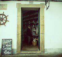 Gourmet Food Shop  by Alexandra Vaughan Photography & Design