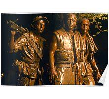 Vietnam Memorial Poster