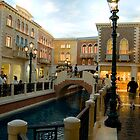 The Venetian Courtyard by Tim Ray