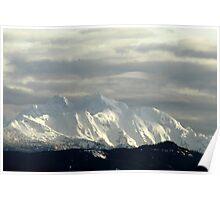 Cascade Mountains Poster