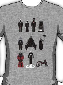 Doctor Who, 12th Doctor - season 8 T-Shirt