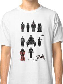 Doctor Who, 12th Doctor - season 8 Classic T-Shirt