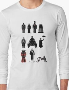 Doctor Who, 12th Doctor - season 8 Long Sleeve T-Shirt