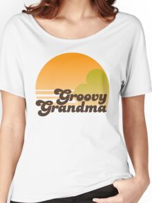 Groovy Grandma Women's Relaxed Fit T-Shirt