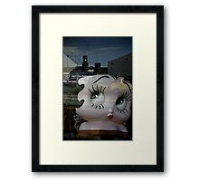 Dreaming of Pentridge 01 Framed Print