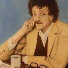 Kurt Vonnegut, Jr. by Conrad Stryker