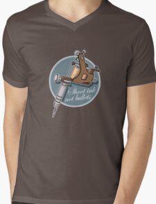 Shoot Ink Mens V-Neck T-Shirt