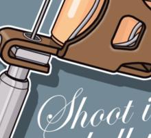 Shoot Ink Sticker