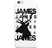 James Potter Animagus [#2] iPhone Case/Skin