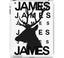 James Potter Animagus [#2] iPad Case/Skin
