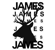 James Potter Animagus [#2] Photographic Print