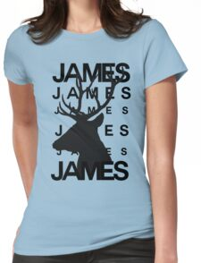 James Potter Animagus [#2] Womens Fitted T-Shirt