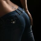 Curves in Denim by Graham Jones