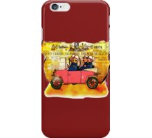KeyStone Cops iPhone Case/Skin