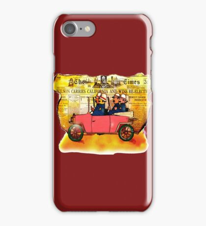 KeyStone Cops iPhone Case/Skin