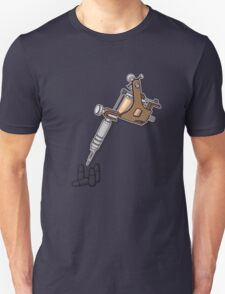 Shoot Ink, Not Bullets T-Shirt