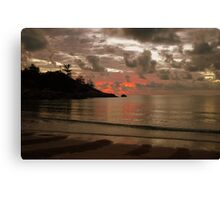 Alma Bay, Magnetic Island Canvas Print