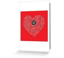 Finding Love II Greeting Card