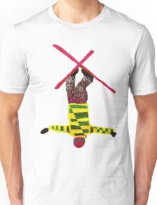 Freestyle skier Unisex T-Shirt