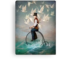 Ocean Ride  Canvas Print