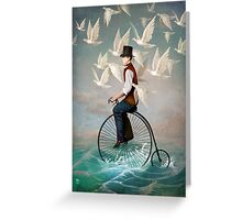 Ocean Ride  Greeting Card