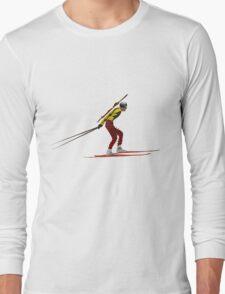 Biathlon Long Sleeve T-Shirt