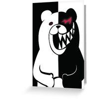 Danganronpa - Monokuma Greeting Card