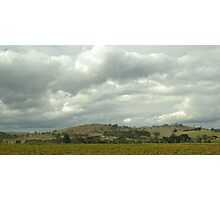 Yarra Glen Autumn Photographic Print