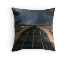 st marys front 2 Throw Pillow