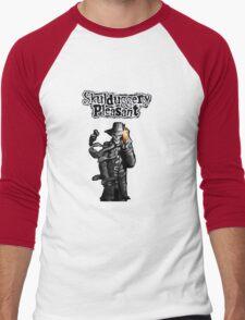 Skulduggery Pleasant Men's Baseball ¾ T-Shirt