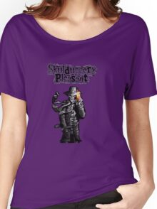 Skulduggery Pleasant Women's Relaxed Fit T-Shirt
