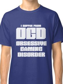 OGD - Obsessive Gaming Disorder Classic T-Shirt