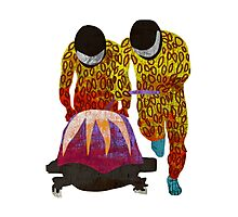 Bobsled Photographic Print