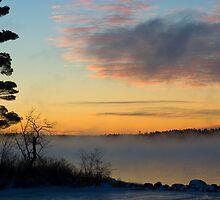 Winter Sunrise by Don Kates/Kates  Nature Photography