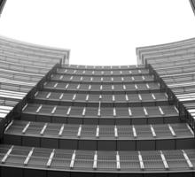 Skyscraper Sticker