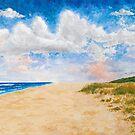 Lighthouse Beach on Sullivans by Patrick Brickman