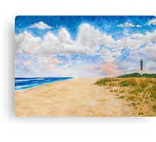 Lighthouse Beach on Sullivans Canvas Print