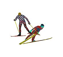 Nordic Combined Photographic Print