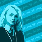Luna Lovegood by SJ-Graphics