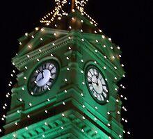 Prahran Town Hall by skyhorse
