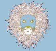 Lion face 4 Kids Tee