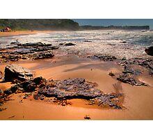 Drift Away - Warriewood Beach - Sydney Beaches - The HDR Series - Sydney Australia Photographic Print