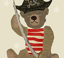 pirate ted by bri-b